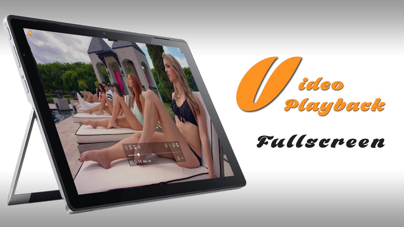 Video Playback Fullscreen Windows 10 (Desktop & Mobile
