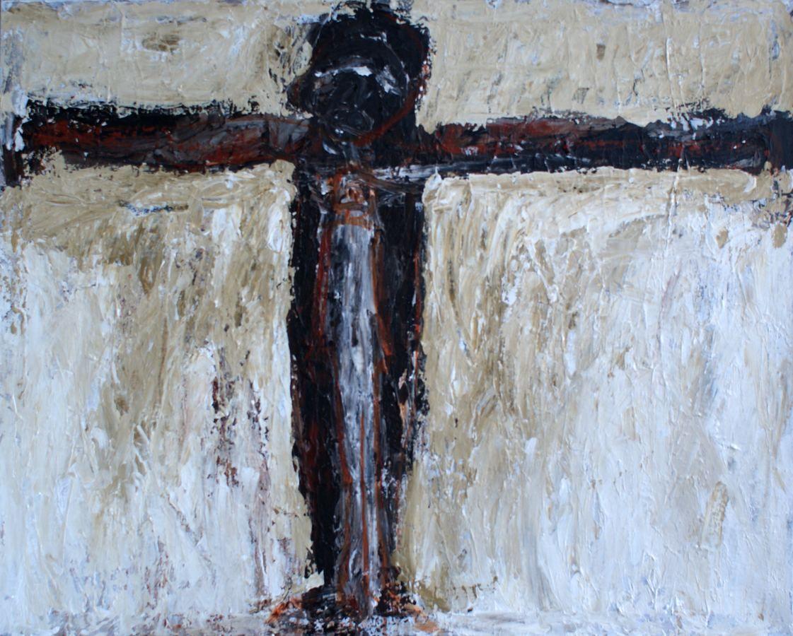 Lea-Sisko Pasanen - taidemaalari  Itsetutkistelua 2008