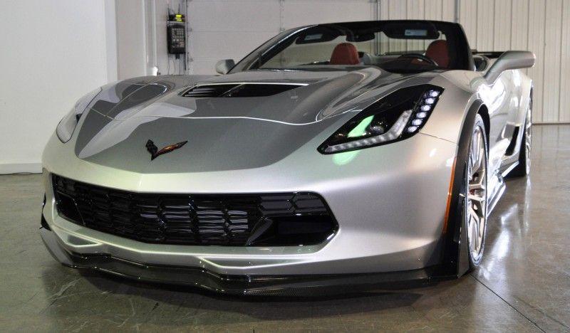 SEMA 2014 Corvette Team Launches Z06 Concept Performance Parts