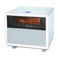 Crane Infrared Heater Space Heater With Quartz Heating Element