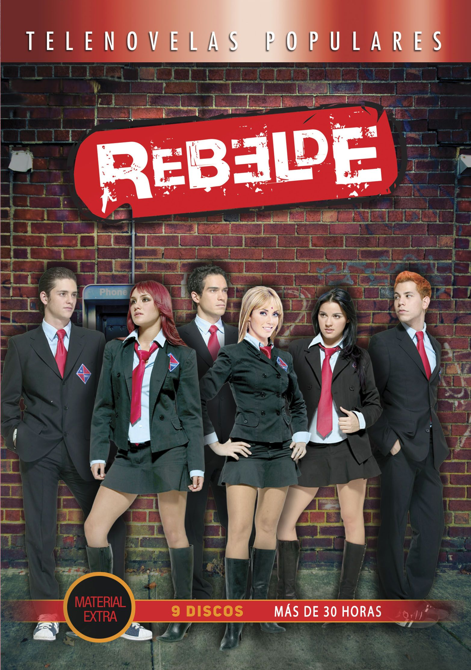 Rebelde Is A Mexican Telenovela Based In A School For The