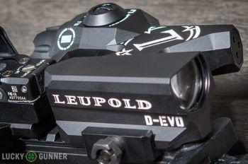 Leupold's D-EVO Optic