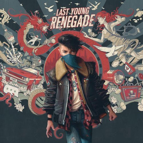 Last Young Renegade Cd Free Shipping And Products