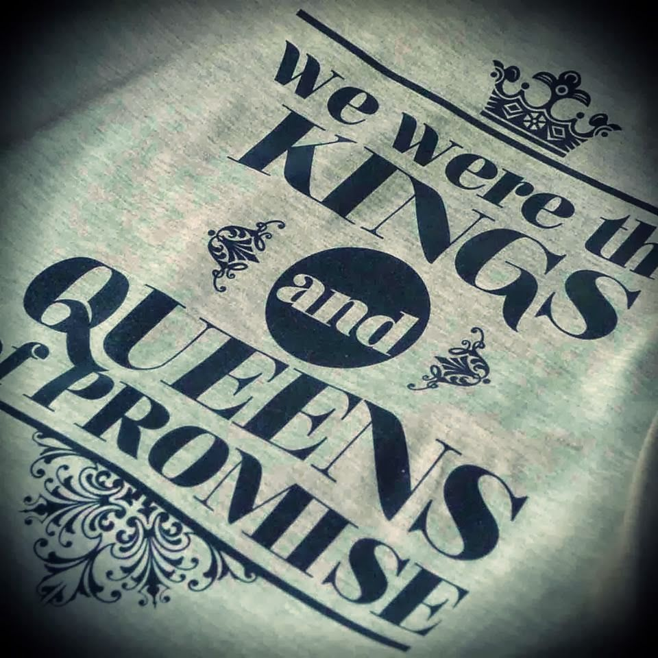 30 Seconds To Mars We Were The Kings And Queens Of Promise Shirt