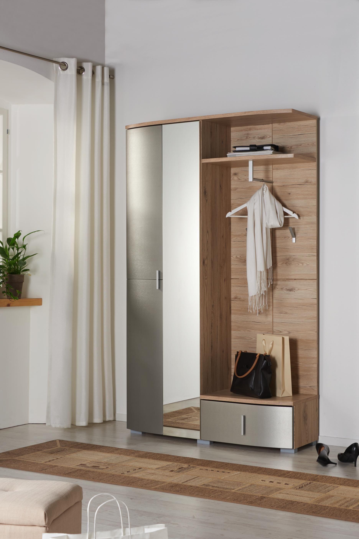 Metall Holzoptik Vereint Ihre Garderobe Im Stilsicheren Look