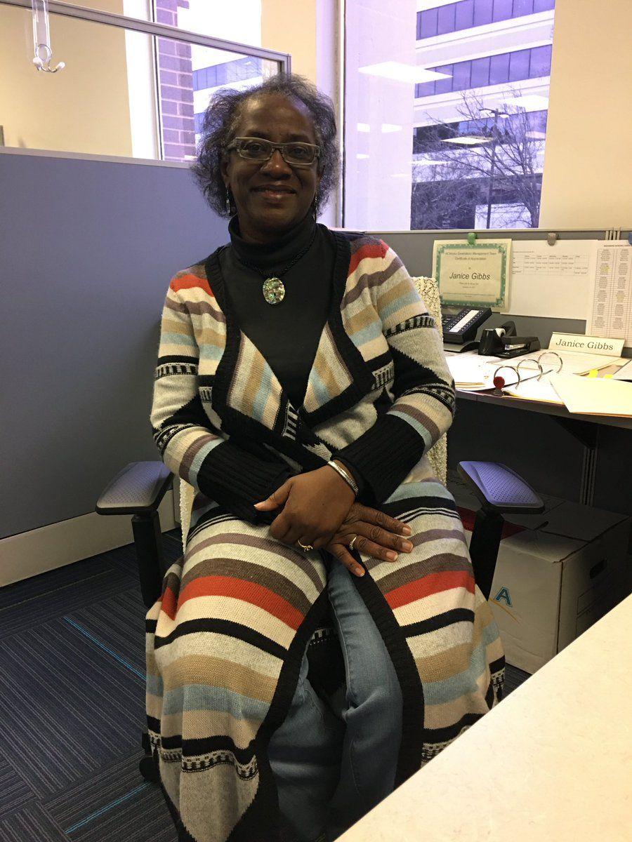 Janice Gibbs, 20+ years of service at NCWorks Greensboro