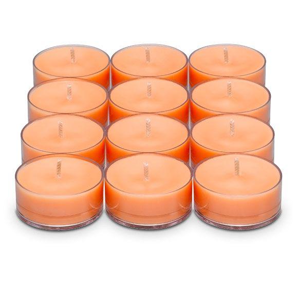 Hunajapersikka Sitrushedelma Tuikkiva 12 Kpl Partylite Party Lite Candles Candles