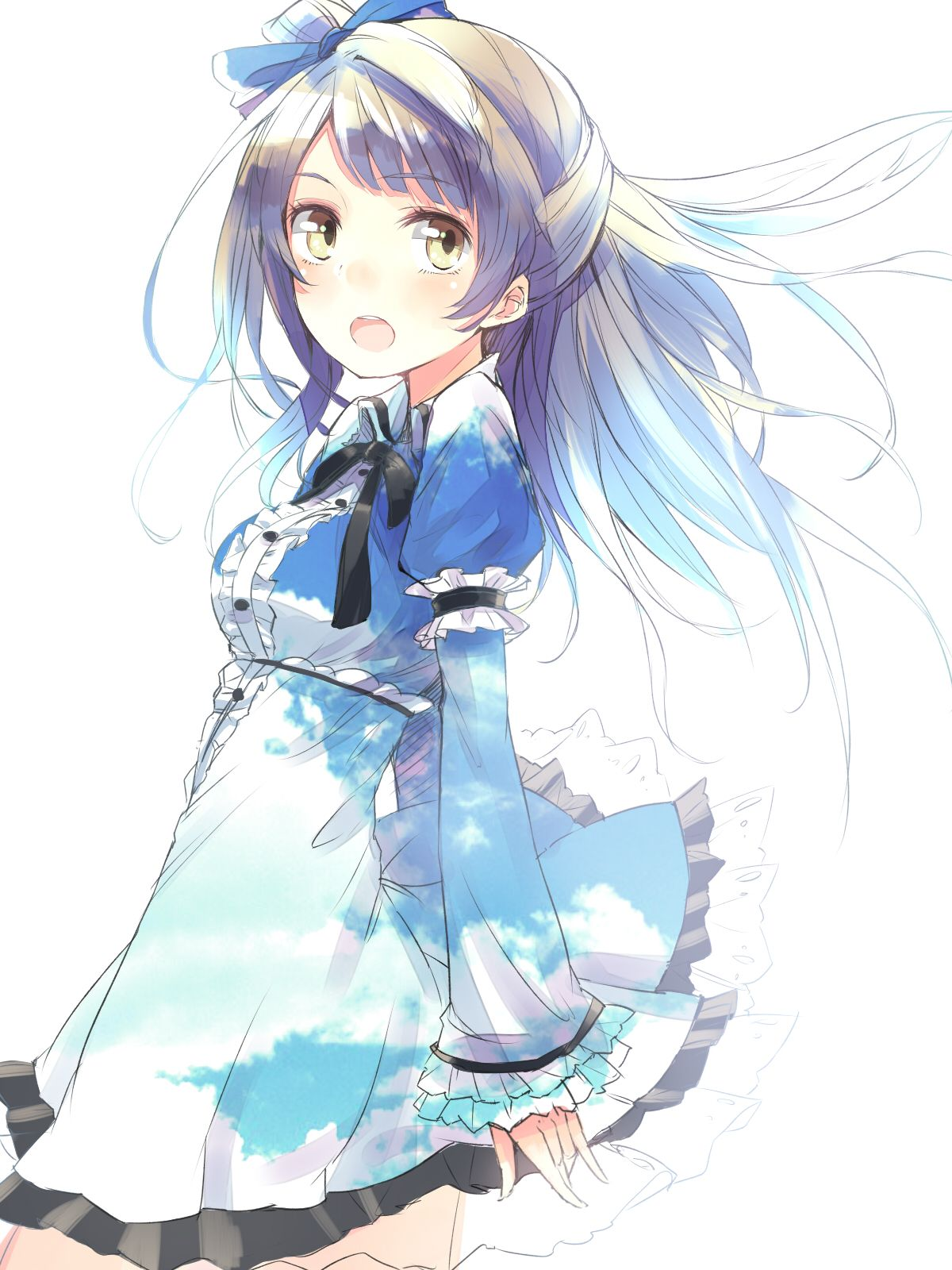 Manga girls solo pics