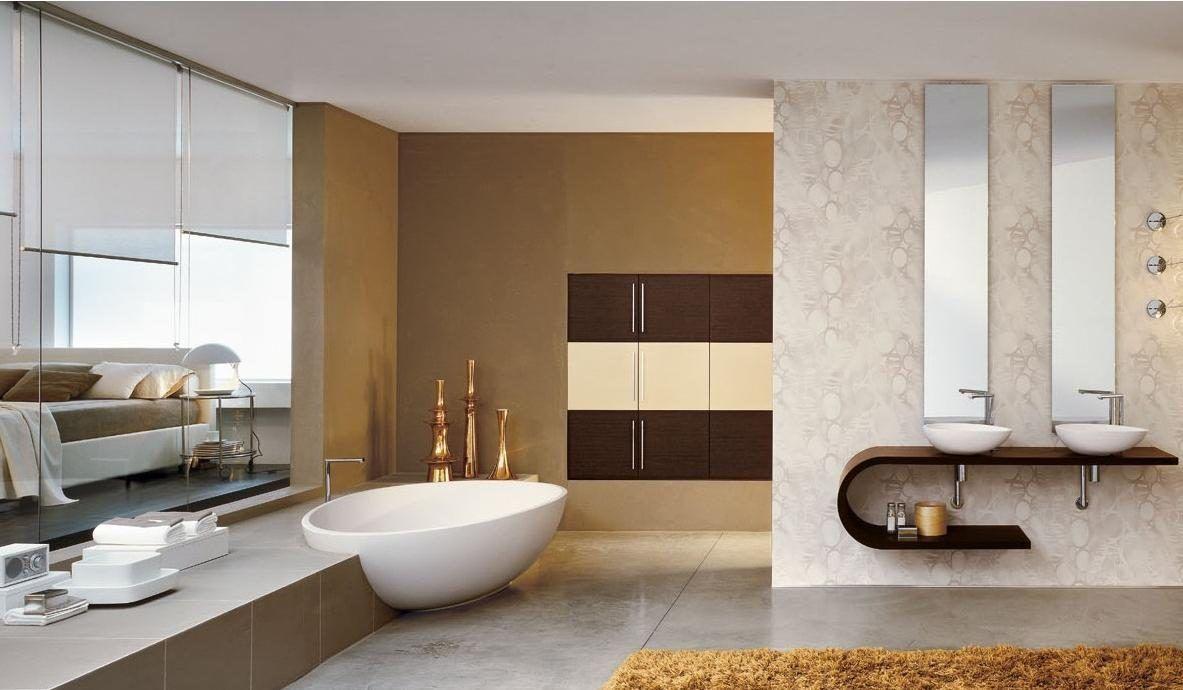 Cuartos De Baño Modernos Imagen En Hd 3   baños   Badezimmer möbel ...