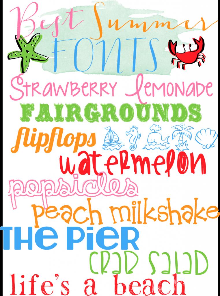 Summer 85 Font