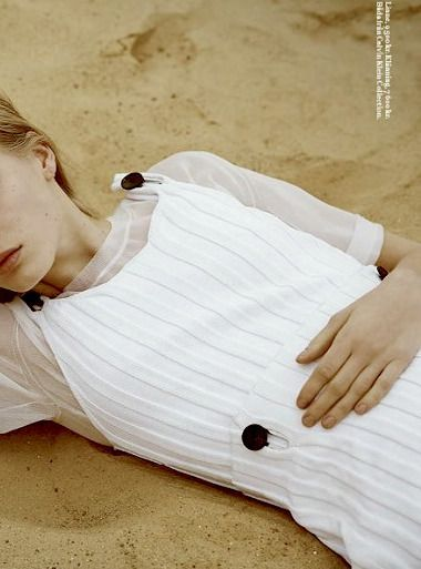 """what-do-i-wear: """" Anine Van Velzen Photographed by Liam Warwick for Styleby Magazine """""""