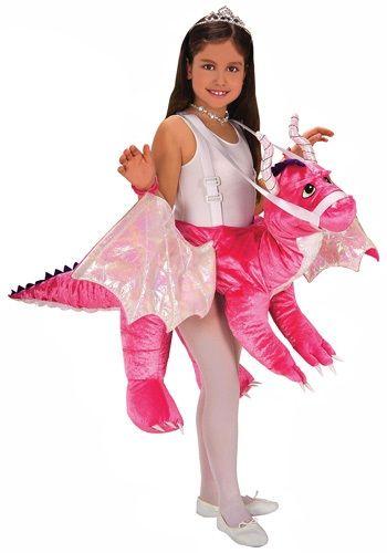 Child Ride-A-Dragon Costume  sc 1 st  Pinterest & Child Ride-A-Dragon Costume | for my girls | Pinterest | Dragon ...