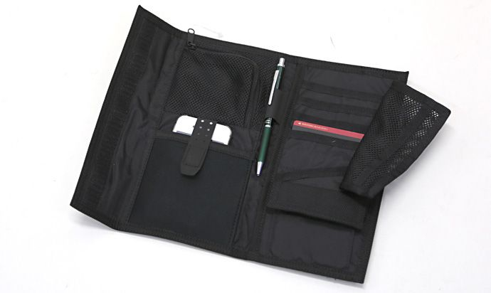 the north face travel wallet