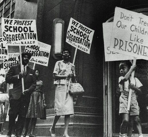 16 Best Brown Vs Board Of Education Ideas Civil Rights Black History American History