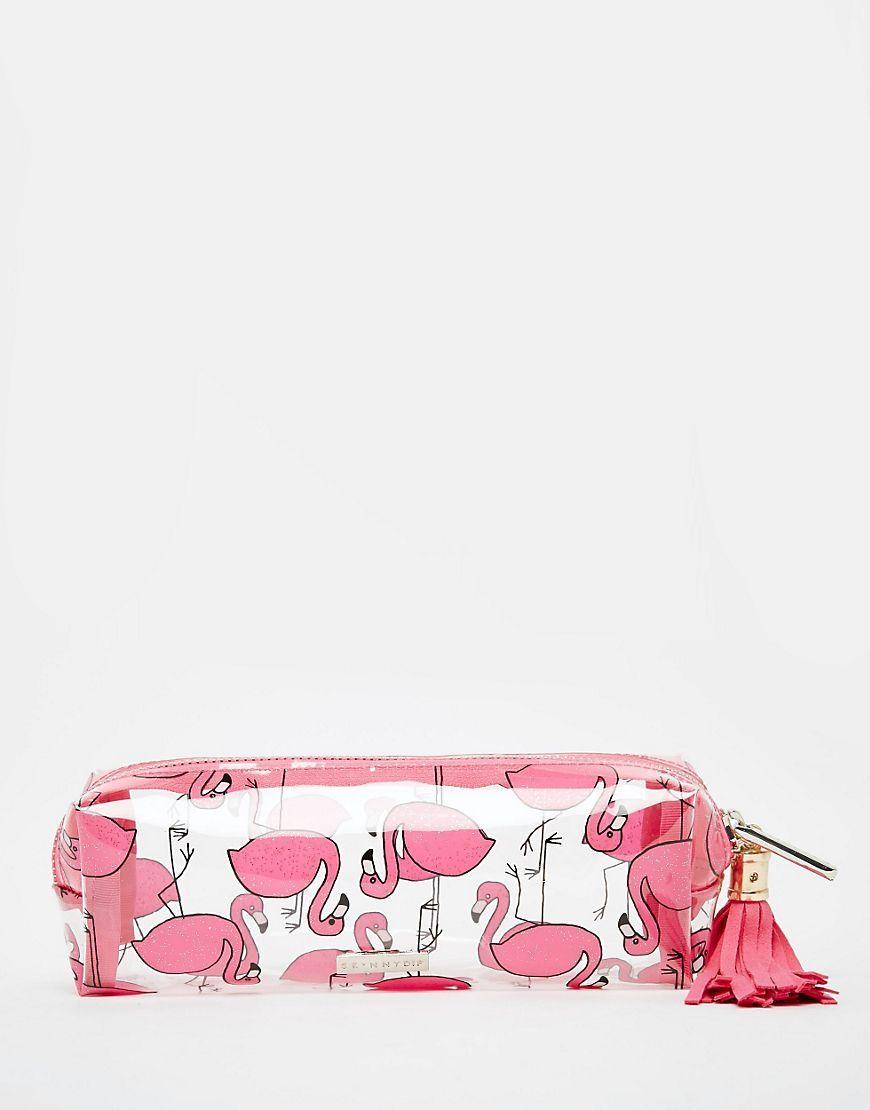 bda8ae620f Skinnydip+Flamingo+Pencil+Case … | inspiration | Cute …