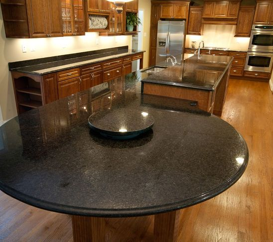 Large Granite Island Table Google Search Kitchen Furniture Design Luxury Kitchen Design Kitchen Design