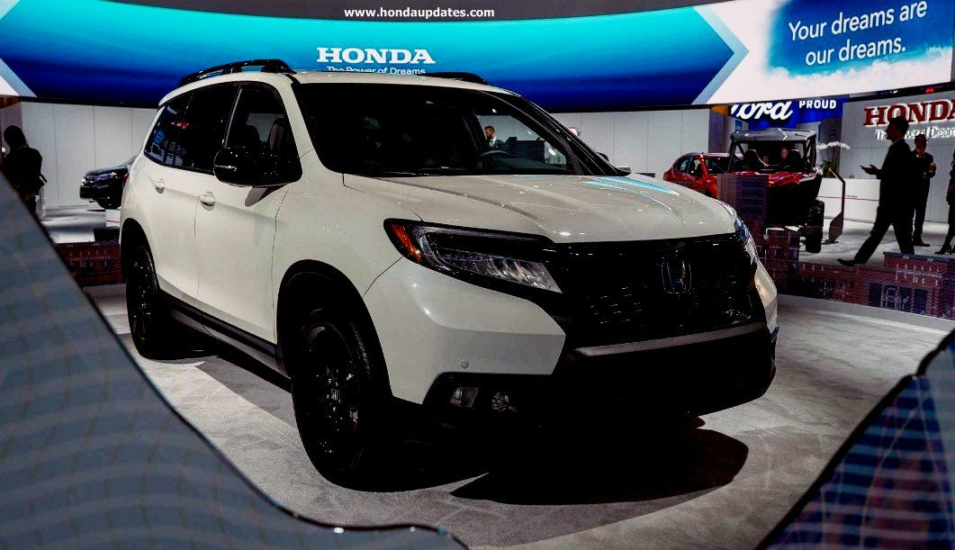 2019 Honda Passport Return and Review Honda passport