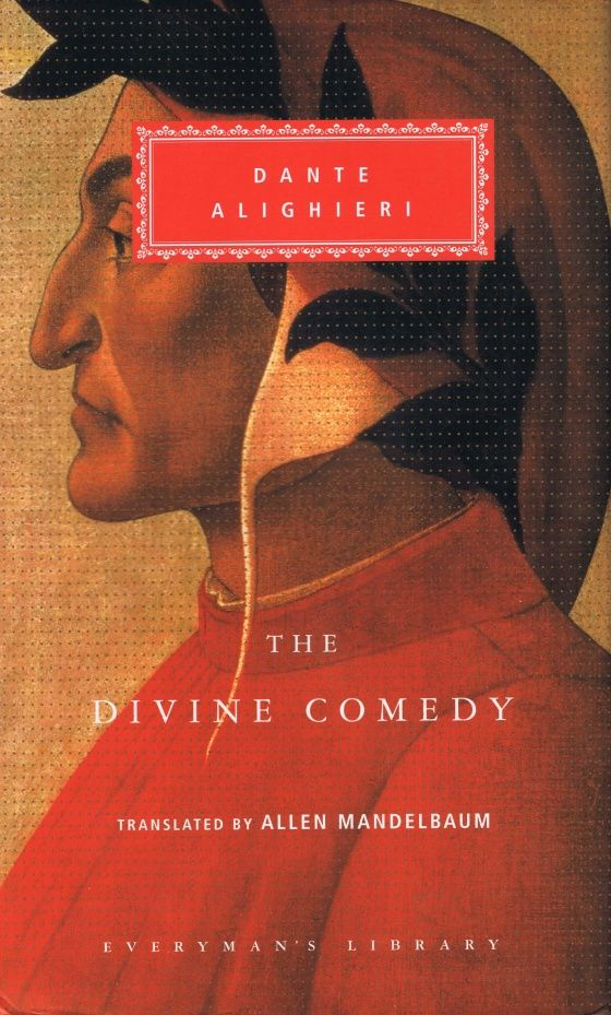 Jack Fuller. Books as Therapy The Divine Comedy