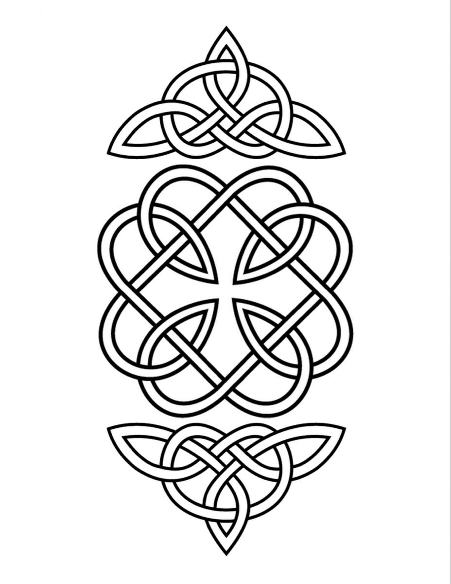 Celtic Coloring Pages Best Coloring Pages For Kids Celtic Coloring Celtic Patterns Celtic Knot Designs