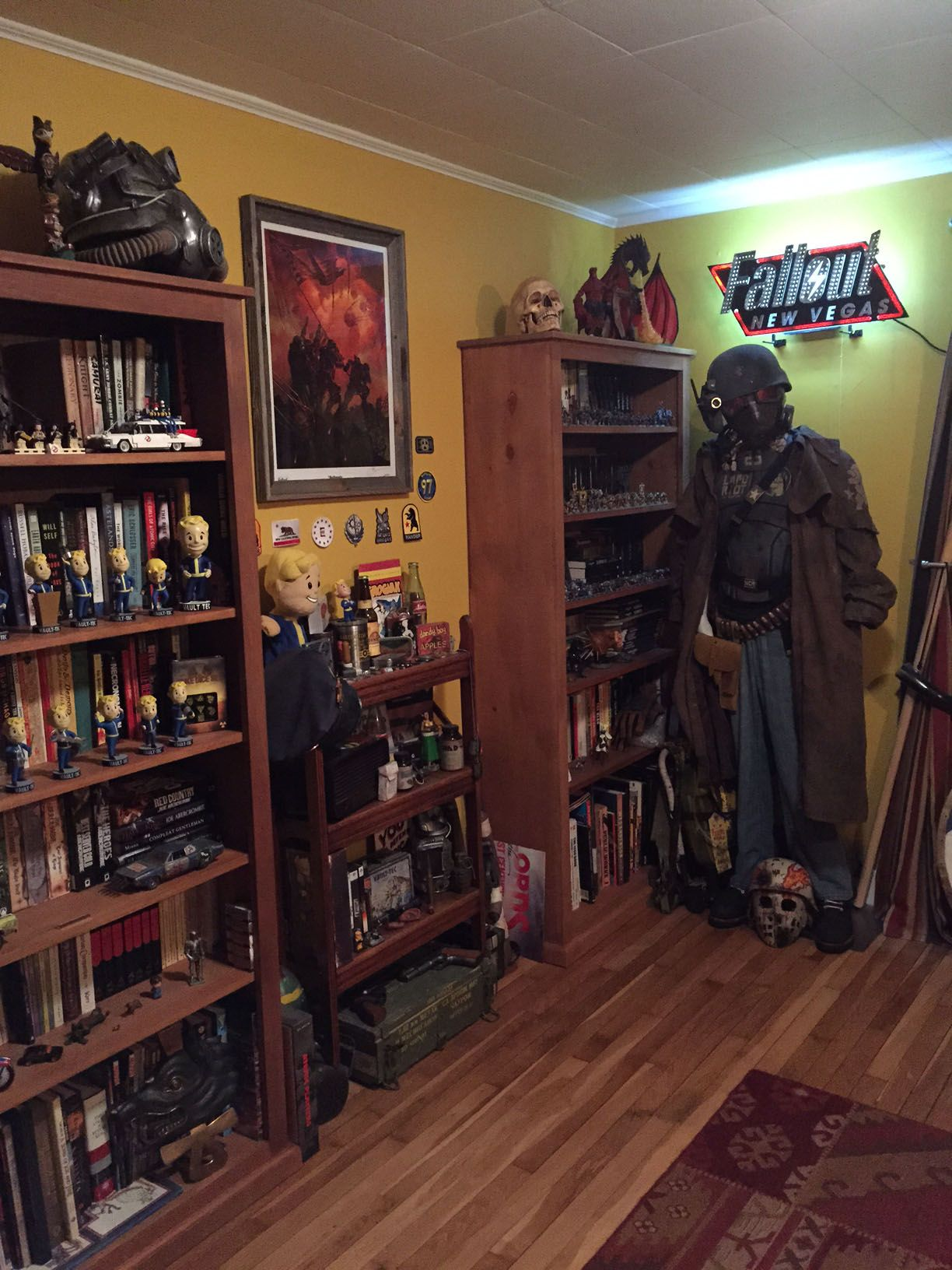 100dachshund S Fallout Office Nerd Room Cool Rooms Room