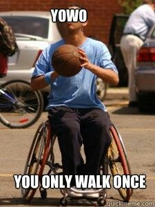 Wheelchair Jimmy Meme Low Reclining Beach Chairs Uk Just For Fun Drake Degrassi Memes