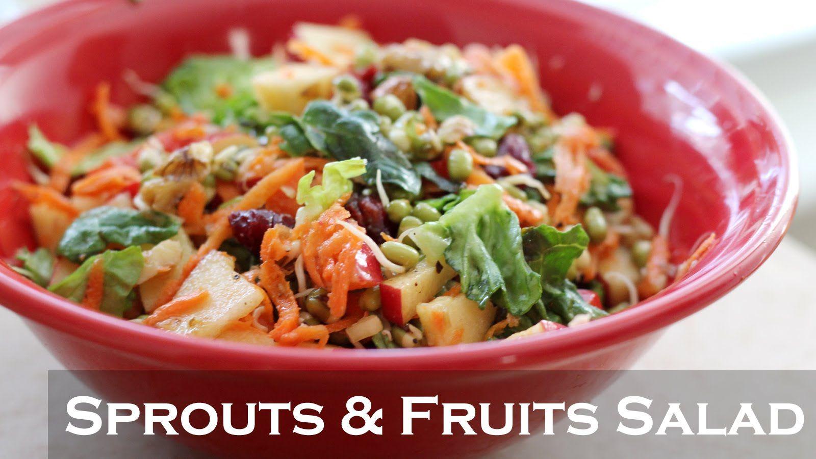 healthy weightloss salad recipe indian vegetarian salad recipes