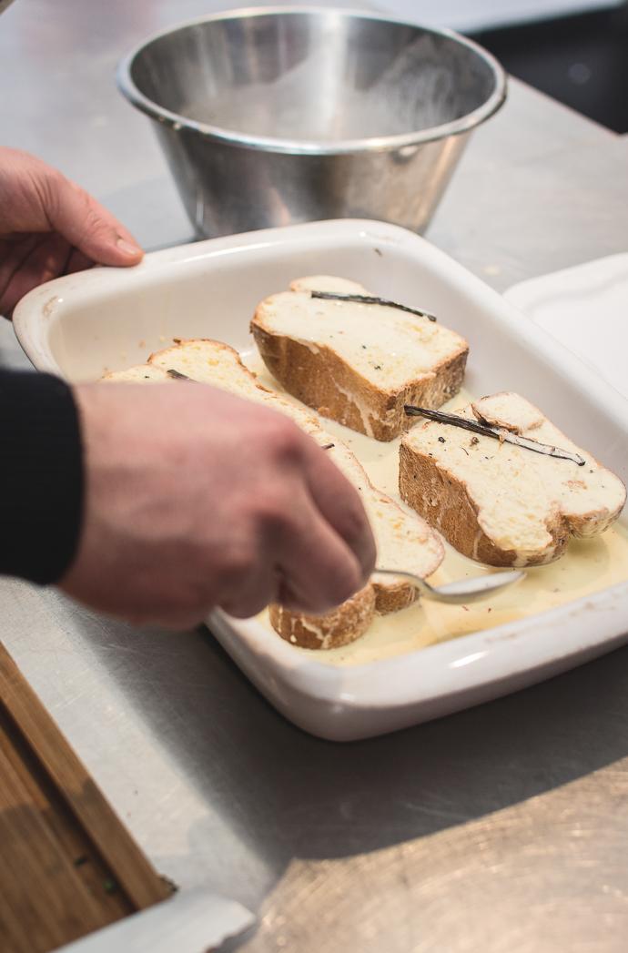 Brioche perdue à la plancha Recipe in 2020 Food