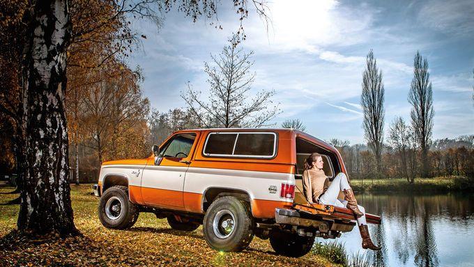 Chevrolet Blazer K 5 In Der Kaufberatung Robuster Ami Fur Alle