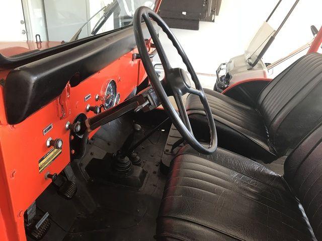 Picture Of 1973 Jeep Cj5 Interior Gallery Worthy Jeep Cj Jeep Cj5 Jeep