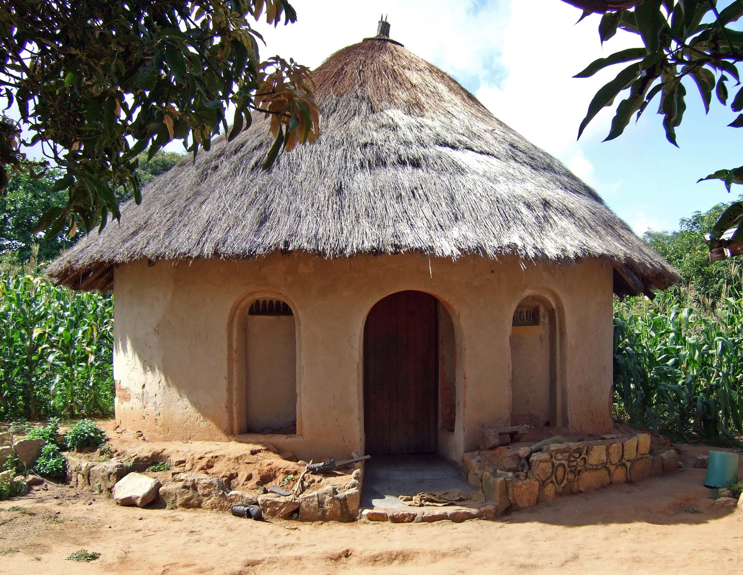 Nice roundhouse design zimbabwe in 2019 round house