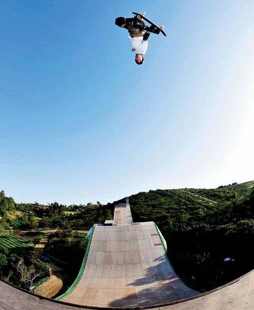 bob burnquist, one of the best skateboarders in the world!