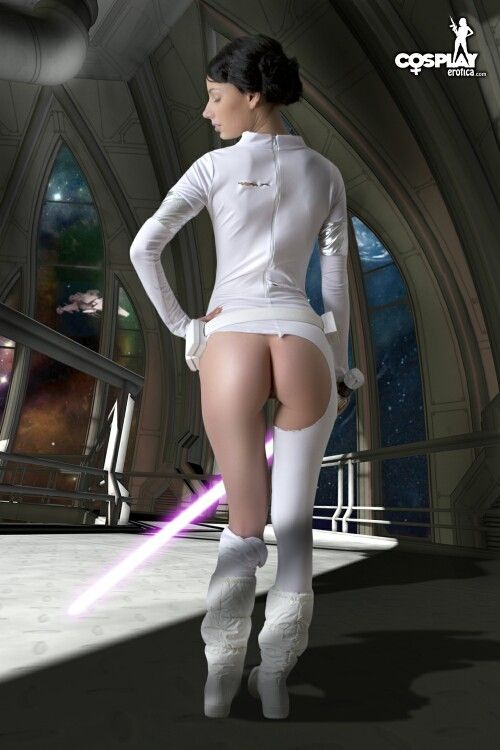 Cosplay Erotica Star Wars