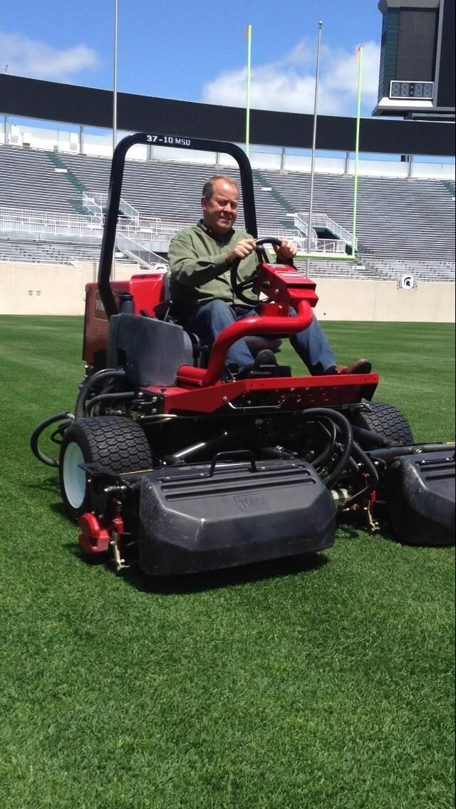 Michigan State Athletic Director Mark Hollis Is Not Afraid To Take