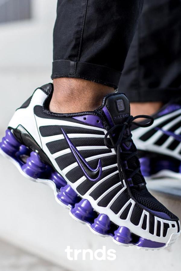 Nike Shox TL - Men Shoes | Mens nike shox, Nike shox, Red nike