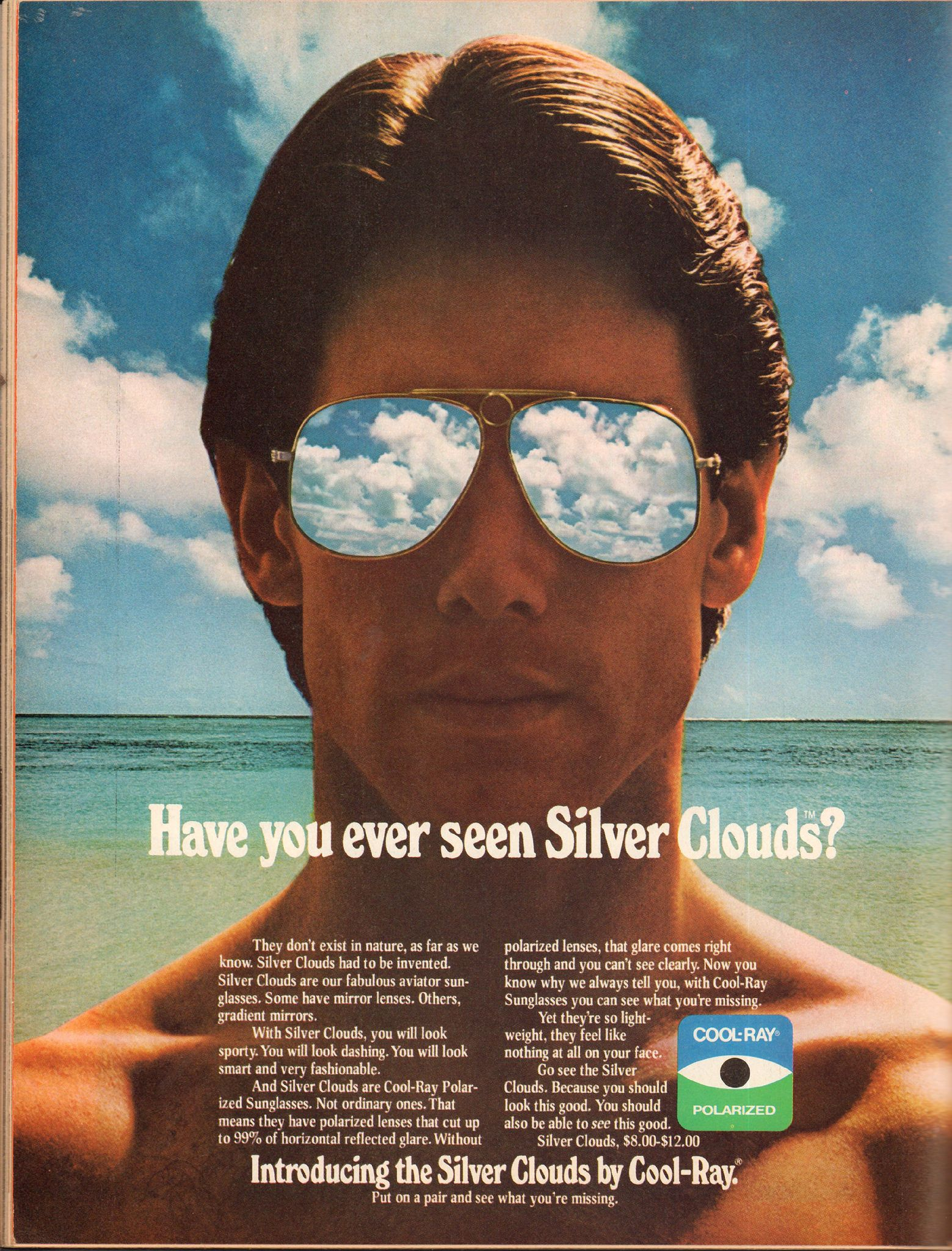 58f620fbcbf8b4 1978 Cool-Ray Sunglasses Advertisement Playboy August 1978 | Old Ads |  Sunglasses, Sunglasses sale, Vintage outfits