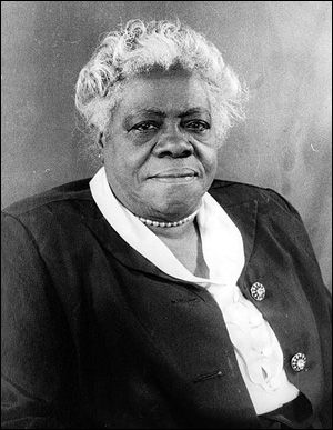 Mary McLeod Bethune's Last Will & Testament -- Courtesy of The Freeman Institute