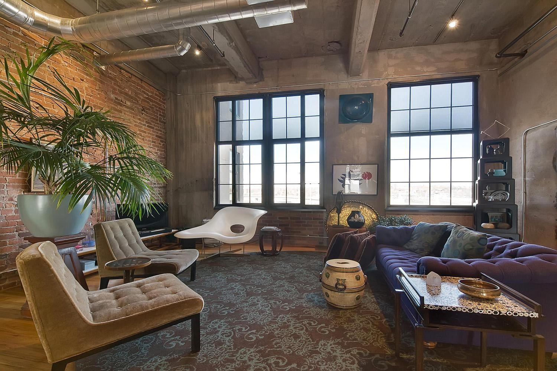 Modern Studio Apartment Layout Ideas Best Loft Apartment ...
