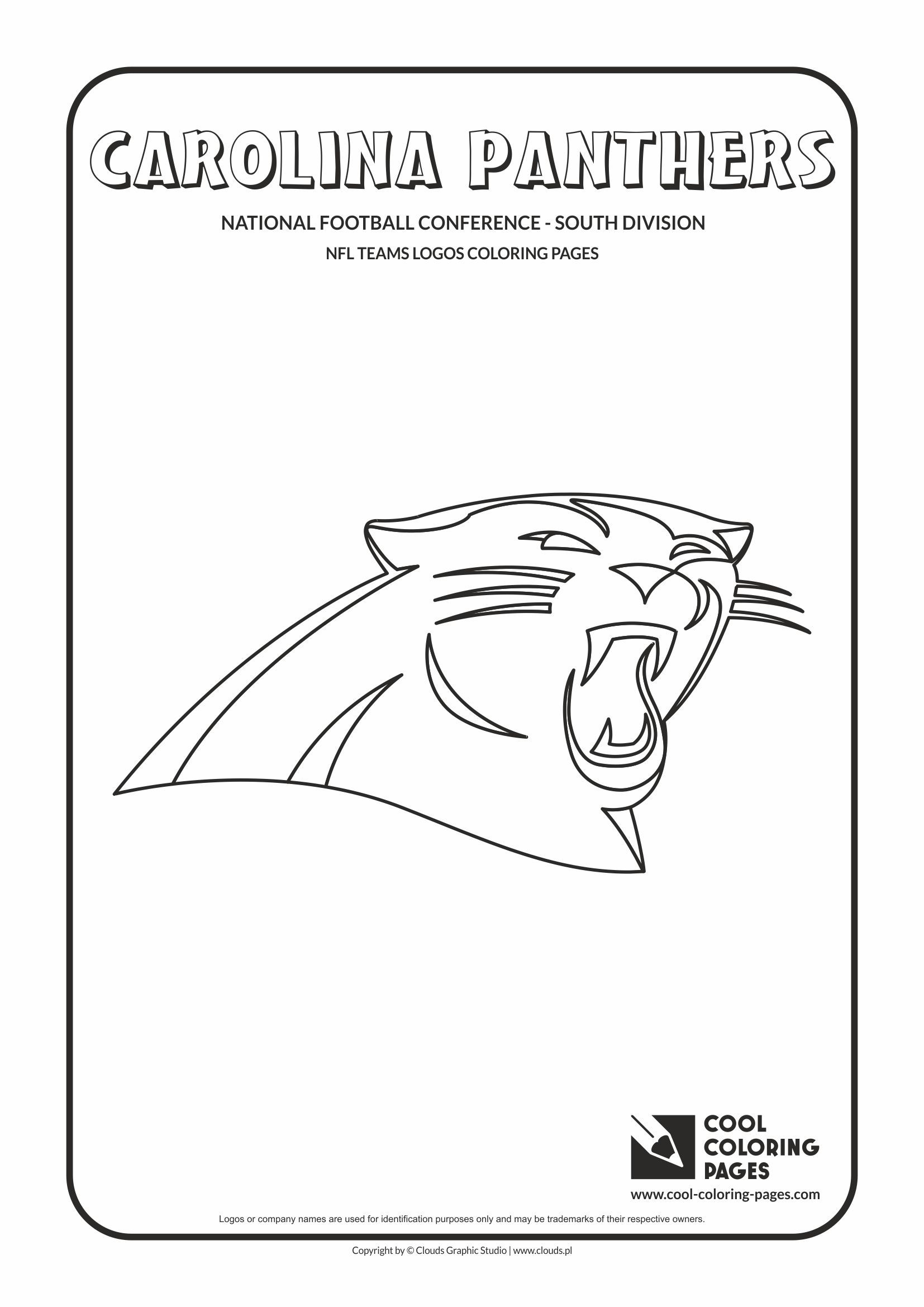 Cool Coloring Pages NFL American