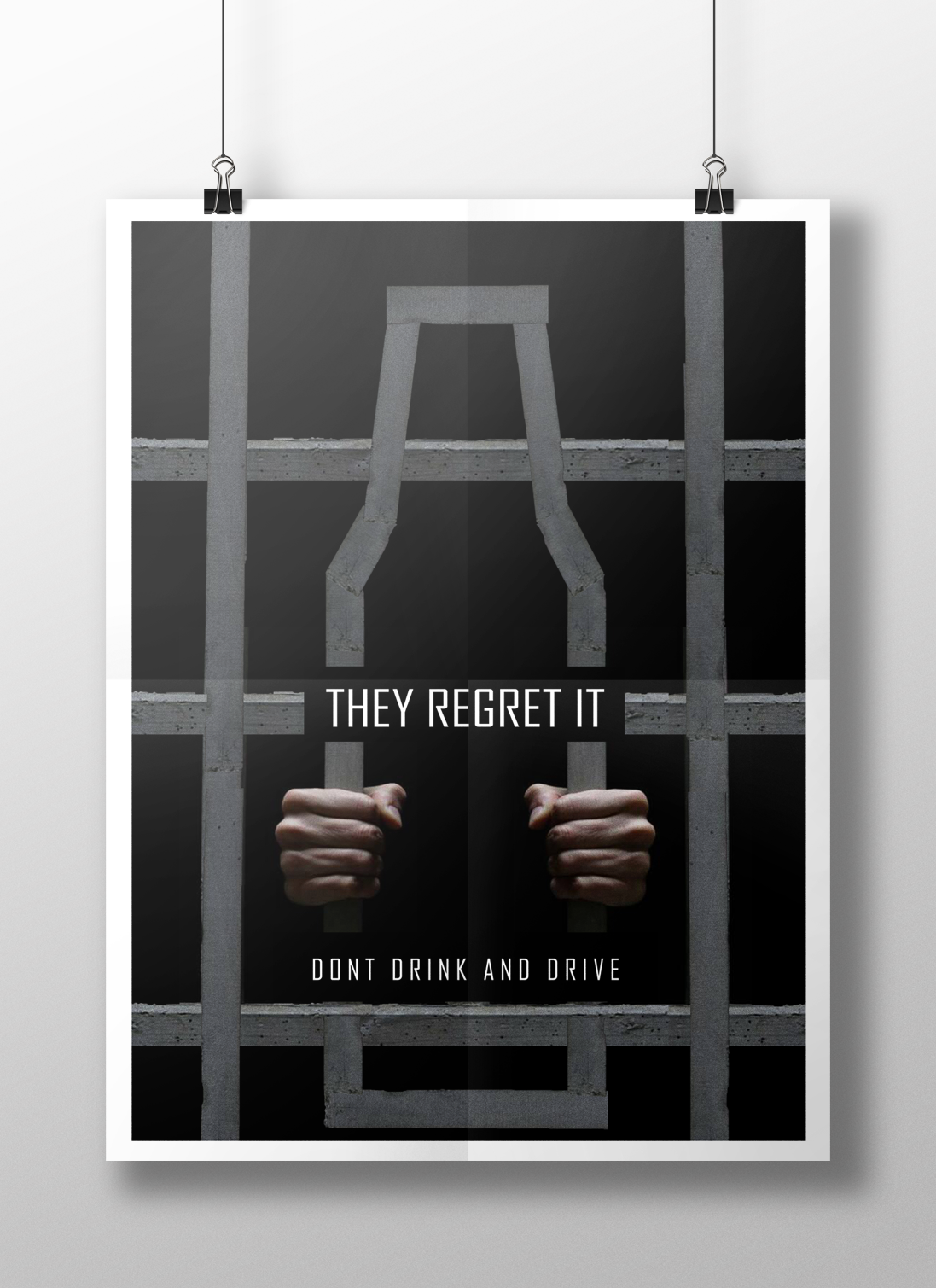 Poster design dos and donts - Don T Drink And Drive Posters On Behance