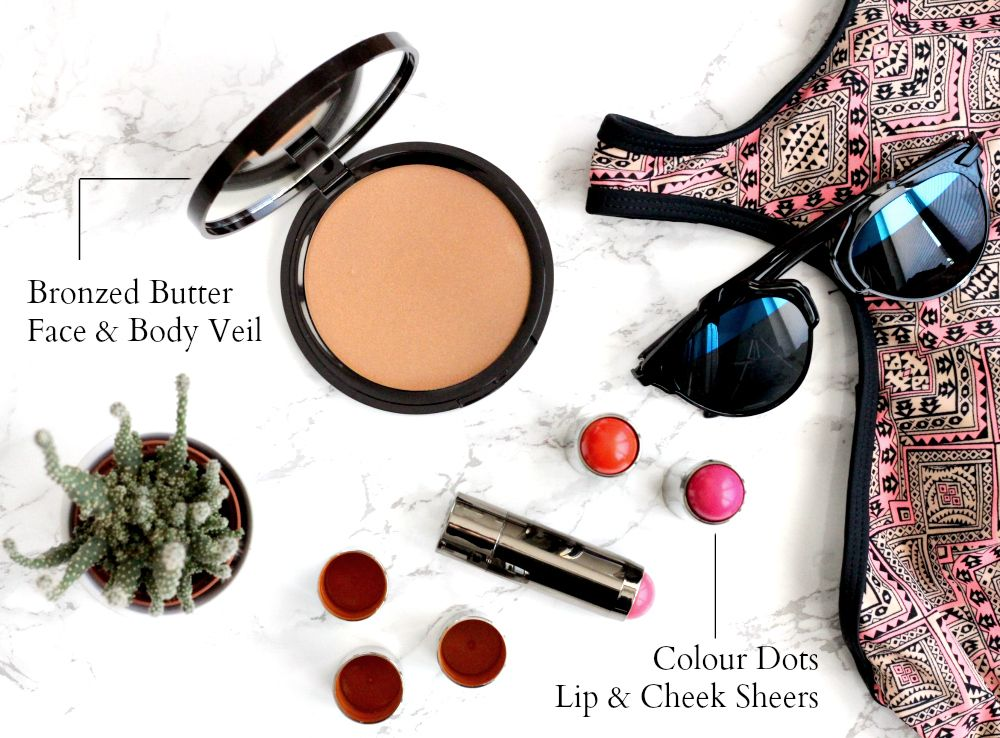 Laura Mercier Colour Dots & Bronzed Butter