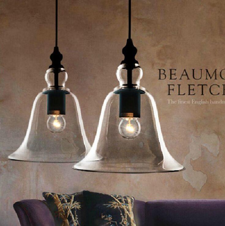 Industrial Style Kitchen Pendant Lights: Hot Vintage Edison Industrial Ceiling Pendant Lamp Hanging
