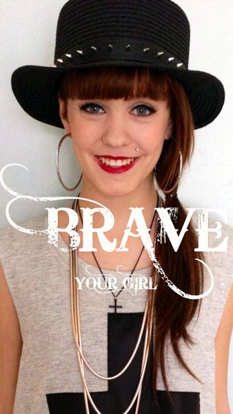 Check out Sierra Brown aka BRAVE new artist on ReverbNation/iTunes/Spotify