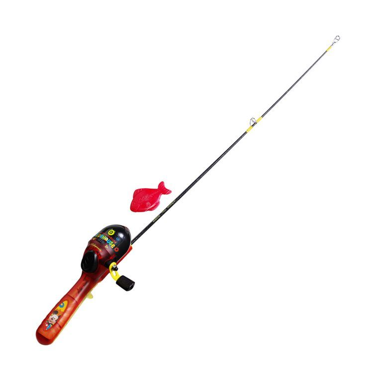Shakespeare mickey mouse lighted fishing rod and reel kit for Bass pro fishing poles