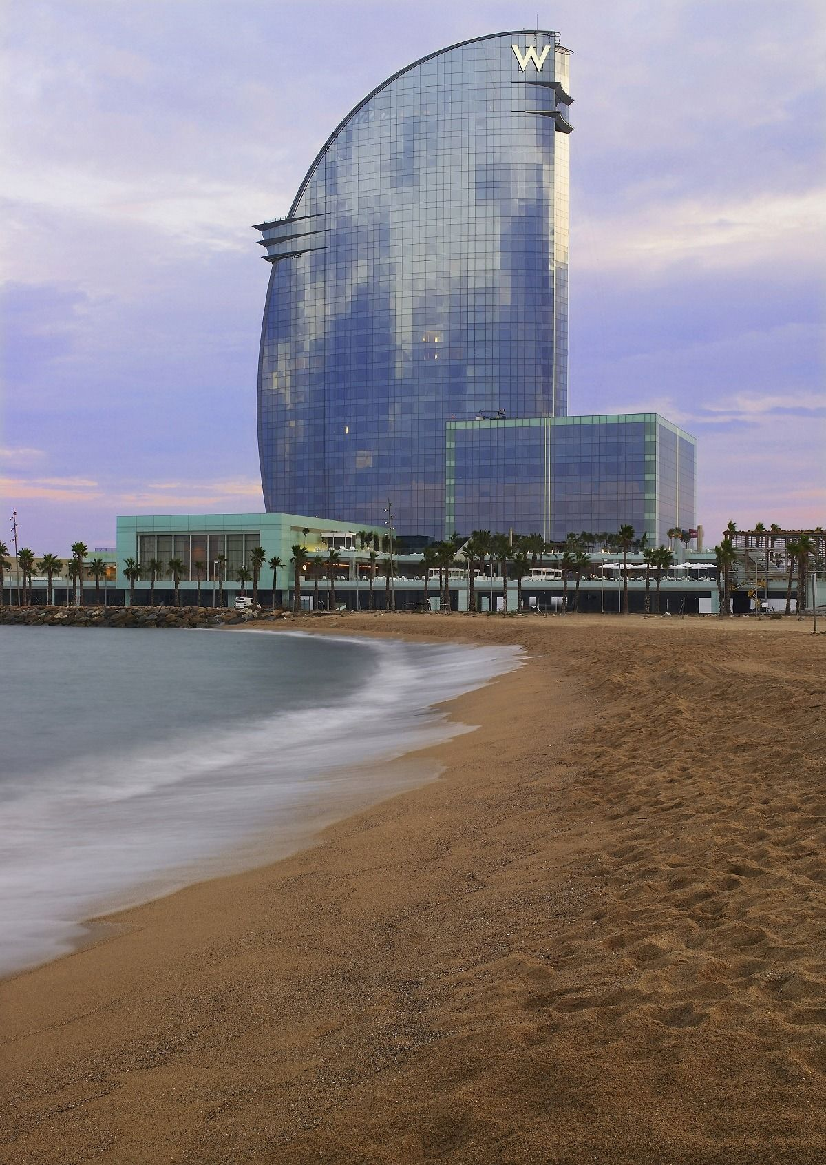 60 Most Spectacular Hotel Buildings Barcelona Architecture