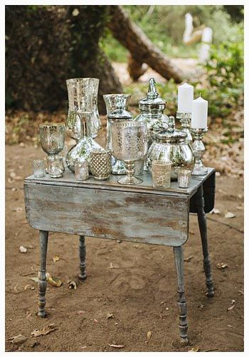 cool How to Organize the Vintage Wedding Decoration Ideas