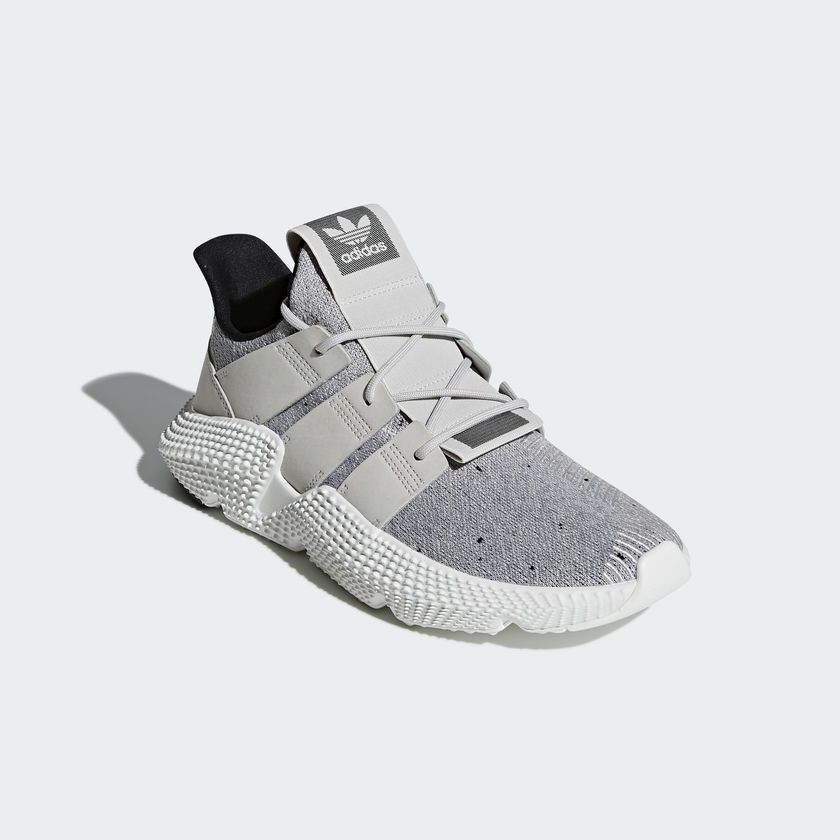 b64af17c adidas Buty Prophere Grey One / Grey One / Core Black | Sneak ...