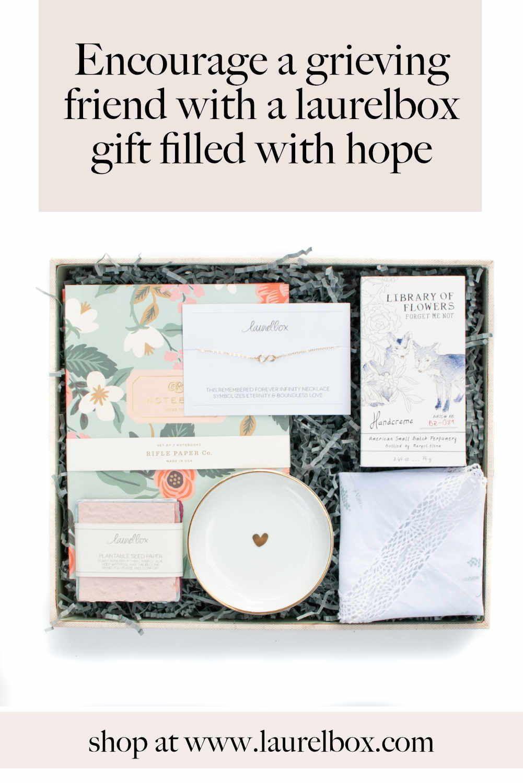 Beautiful sympathy gift boxes sympathy gifts birthday