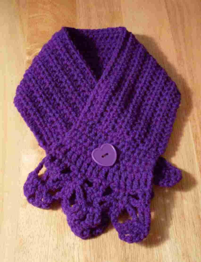 bufanda | Bufandas | Pinterest | Patrones, Piedras preciosas y Croché