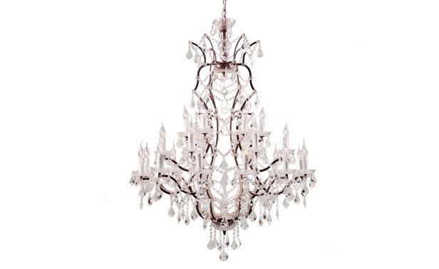 Coco republic large chandelier