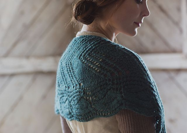 Ravelry: Galax Shawl pattern by Lee Meredith